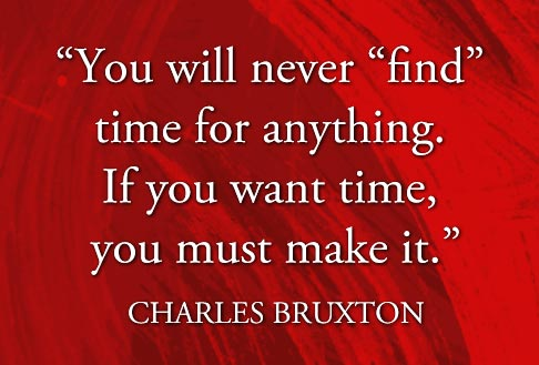 Quote_painted_Charles_Bruxton_Make_Time
