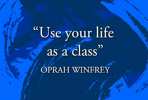 Quote_painted_Oprah_Winfrey_use_your_life_as_a_class
